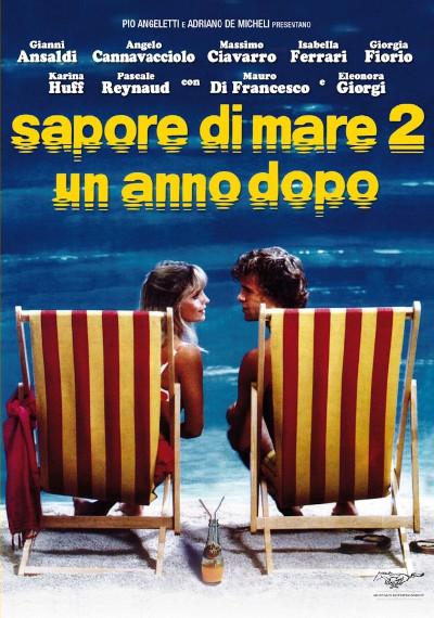 Love Film Festival - Locandina di Sapore di mare 2