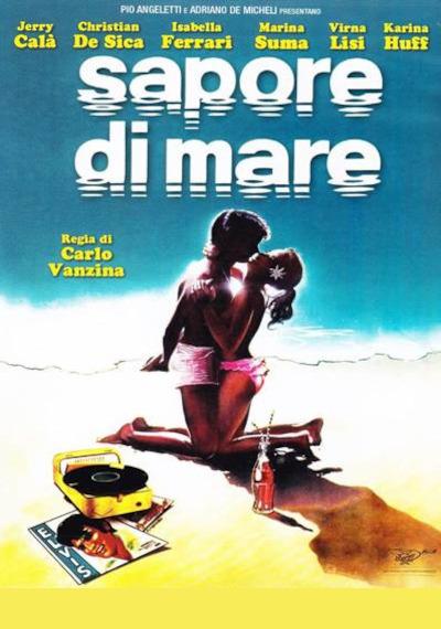 Love Film Festival - Locandina di Sapore di mare