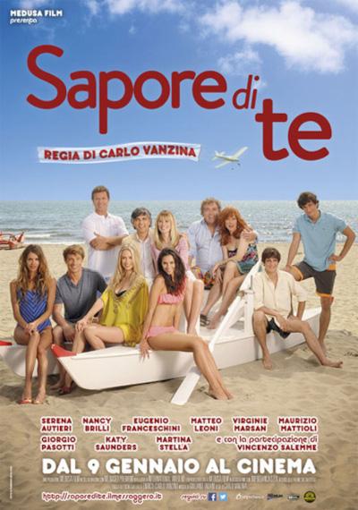 Love Film Festival - Locandina di Sapore di te